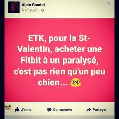 Pour la St-Valentin...