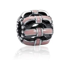 (11.49$)  Watch now - http://aiosy.worlditems.win/all/product.php?id=J0884-4 - Romacci S925 Sterling Silver Cute Enamel Christmas Charm Bead for DIY Bracelet