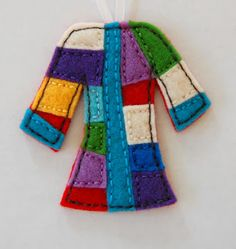 """Felt Jesse Tree Ornaments Continued - These are the best ones I have seen yet. - """"C"""" is for Crafty"""
