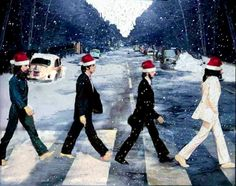 Merry Christmas from Abbey Road