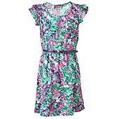 Epic Threads Girls Dress, Girls Belted Challis Dress
