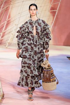 The world's leading online textile design studio for print, pattern and trend forecasting 2020 Fashion Trends, Ulla Johnson, New York Fashion, Textile Design, Boho Dress, Ready To Wear, Stylists, Spring Summer, Summer Dresses
