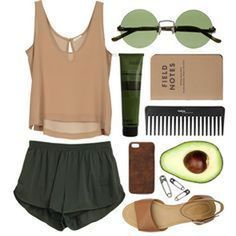 36 Popular Summer Polyvore Outfits Ideas