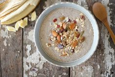 Banana Yogurt   31 Low-Carb Breakfasts For A Healthy Spring