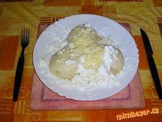 ovocne kynute knedliky na páře - recept od me babičky ze slovenska