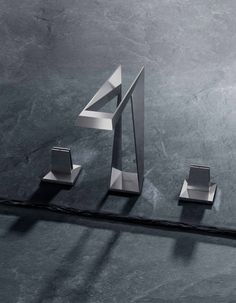 Grohe unveils Atrio Icon and Allure Brilliant Icon taps 3d Home Design, House Design, Schmidt, Minimalist Bathroom Inspiration, Wall Mounted Basins, Basin Taps, Basin Mixer, Deco Design, Bath Remodel