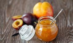 Receta de Mermelada de ciruelas Jam Recipes, Sweet Recipes, Cooking Recipes, Marmalade Jam, Spanish Desserts, Fruit Compote, I Chef, Jam And Jelly, Kitchen Recipes