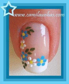 Tipos De Unhas Decoradas Faceis