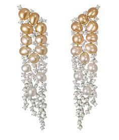 Mikimoto Aurora earrings