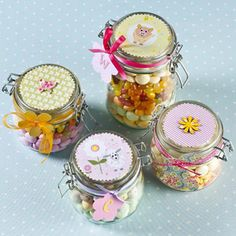 Christmas Sweetie Jar gifts
