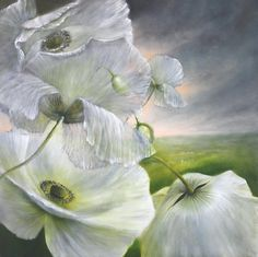 """Annette Schmucker, """"Im Sommerwind"""" With a click on 'Send as art card', you can send this art work to your friends - for free!"""