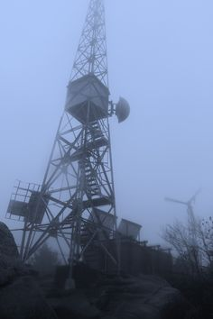 Black Mt Fire Tower..Black Mt...Washington County.NY