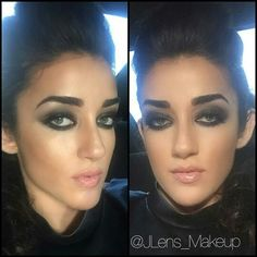 BUZZ WORTHY / Beverly Hills CA Lipstick Colour: Kia  Celebrity Makeup Artist : Jeff