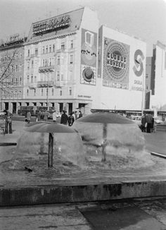 Blaha Lujza tér Old Pictures, Old Photos, Vintage Photos, Anno Domini, Budapest Hungary, Homeland, Historical Photos, Marvel, History