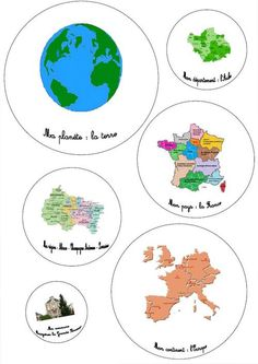 Geography Worksheets, Geography Activities, Activities For Kids, Social Projects, Projects For Kids, Montessori Science, Time Kids, Special Kids, Home Schooling