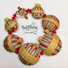 premo! Christmas Ornament Bracelet