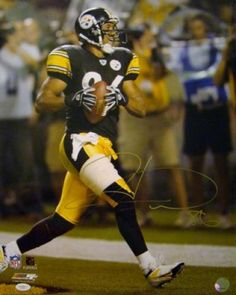 f6b6f076a22 Hines Ward Signed 16x20 Photo - JSA  SportsMemorabilia  PittsburghSteelers  Nfl Photos