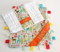 Handmade Baby Shower Gifts