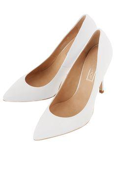 GWENDA Pointed Court Shoes - Topshop USA #TopshopPromQueen