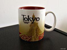 Tokyo Starbucks Location Cup