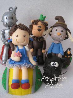 Magico de Oz para Clarice Brandão - SP by Andreia Akita, via Flickr