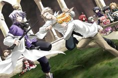 Tags: Fanart, Pandora Hearts, Gilbert Nightray, Xerxes Break, Rufus Barma, Elliot Nightray, Pixiv, Reim Lunettes, Fanart From Pixiv, Pixiv Id 1197280, Cheryl Rainsworth, Oz Vessalius, Oscar Vessalius, Sharon Rainsworth, Alice Baskerville, Leo Baskerville