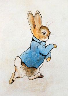 Peter Rabbit for baby boy room