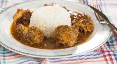 Pollo al curry (I)