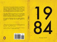 Nineteen Eighty-Four by George Orwell 23 Books You Didn't Read In High School But Actually Should I Love Books, Good Books, Books To Read, My Books, Reading Lists, Book Lists, Reading Books, Nineteen Eighty Four, Pomes