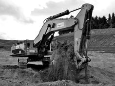 A 390D at work #CatMachines