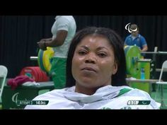 Trio of world records as powerlifters raise the bar - Trio of world records as powerlifters raise the bar 11.09.2016 Ejike claims Nigeria's third gold of the competition in front of an ecstatic crowd.