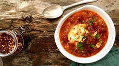 Chorizo, Chana Masala, Chili, Curry, Food And Drink, Ethnic Recipes, Vietnam, Soups, Indie