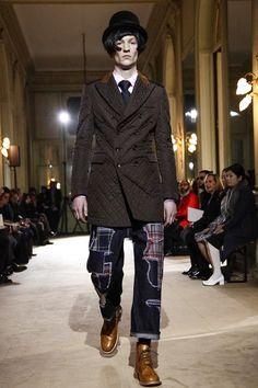#Menswear #Trends Junya Watanabe Man Menswear Fall Winter 2014 Otoño Invierno #Tendencias #Moda Hombre