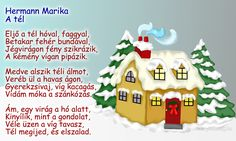 ☃️ A gyerekek már nagyon várják a havazást! És te? Kids Poems, Stories For Kids, Winter Is Coming, Advent, Seasons, Christmas Ornaments, Holiday Decor, Children, Young Children