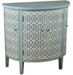 Home Meridian International Adelle 4 doors demilune chest, 34 by 16 by 34-Inch, Multi Home Meridian International http://www.amazon.com/dp/B00CJGASTQ/ref=cm_sw_r_pi_dp_ITmbub01XKDTR  $539.99