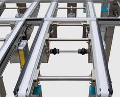 Montech AG is continually moving forward and always striving to improve our products. We are specialists in belt conveyors for the automation of transport systems, assembly and manufacturing processes. Tandem, Robots, Belts, Transportation, Packaging, English, Robot, English Language, Wrapping