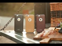 iPhone 6 Plus Leather Case - iGlaze Napa | Moshi