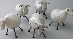 cute sheep mouton