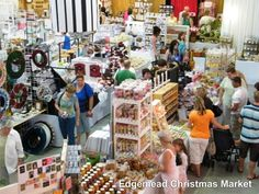 The Edgemead Christmas Market is one of the bigger Christmas Markets in Cape Town, and always the one about which I get the most queries.