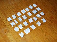 Paper Type / Takuro Utsumi