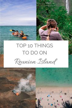 Top 10 Things To Do In Reunion Island – Tails of a Mermaid Stuff To Do, Things To Do, Island Beach, Africa Travel, Travel Goals, France Travel, Beautiful Islands, Places To See, Travel Inspiration