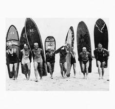 Camiseta Surfistas