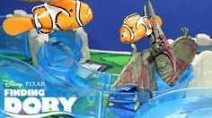 New Finding Dory Disney,Pixar Marine Life Institute Playset Vs Jurassic ...