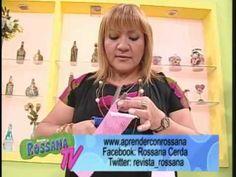 Aprender con Rossana TV: Botellas para recuerdos