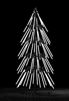 Christmas Tree by Gareth Pugh for Topshop (2002)