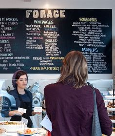 Forage | all local, sustainable, and fresh ingredients