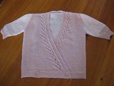 Ravelry: Charmer Baby Cardigan pattern by Patons Australia