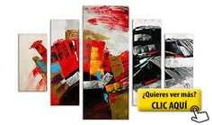 Arte dal Mondo AY037CX1 Abstrato Pintura compuesta... #cuadros