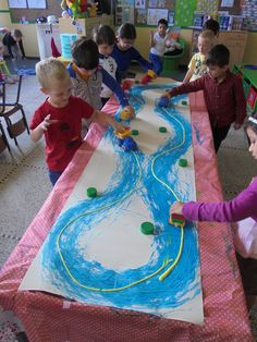 Schrijfdans met auto& (JufJulide) Write dance with cars (JufJulide) The post Write dance with cars (JufJulide) appeared first on Pink Unicorn. Transportation Preschool Activities, Transportation Activities, Gross Motor Activities, Sensory Activities, Classroom Activities, Preschool Crafts, Toddler Activities, Childhood Education, Art Education