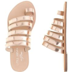 Girls' Little Mayhem for J.Crew sandals (89 AUD) ❤ liked on Polyvore featuring shoes